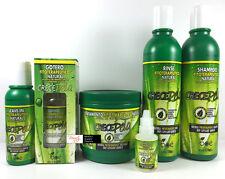 """BOE Crece Pelo Shampoo& Rinse&Treatment 16oz& Leave-In 4oz& Gotero&Ampolla """"SET"""""""