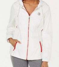 Tommy Hilfiger Sport Womens Jacket Medium M Hooded...