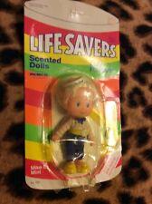 Vintage 1981 Life Savers Mike E. Mint Doll Toy Remco - Nrfp