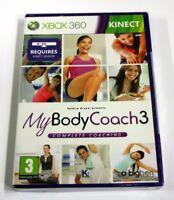 jeu xbox 360  my body coach 3 valerie orsomi   vf neuf blister