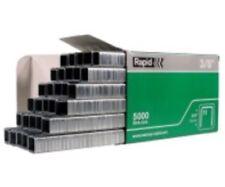 "11/10Rc 3/8"" Staples 5M/Pak For R11 & R211, Rapid Industrial"