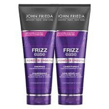 John Frieda FRIZZ ease Forever Smooth Shampoo AND Conditioner 250ml each