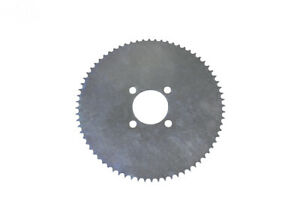 60 Tooth Steel Sprocket - 35 Chain 469