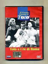 Il Grande Cinema di Totò - TOTÒ E I RE DI ROMA # Fabbri Editore DVD 2005