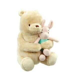 Disney Classic Winnie the Pooh and Piglet Lullaby Plush
