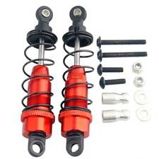 RC Red Aluminum Shock Absorber 85mm 2P For HPI 1/8 WR8 FLUX Ken Block Gymkhana