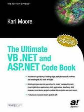 The Ultimate VB.NET & ASP.NET Code Book (Books for Professionals by Professional