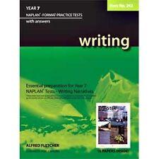 Writing Year 7 NAPLAN* Format Practice Tests (Writing Narratives)
