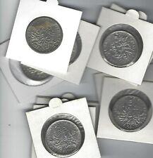 FRANCE 10 x 5 Francs Argent Semeuse Années 60 Silver coin