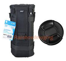 JJC DLP-7 Deluxe Lens Pouch &95mm Cap for TAMRON SP 150-600mm F/5-6.3 Di VC