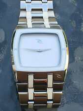 Stainless Steel Band Men's RIP CURL Analogue Wristwatches
