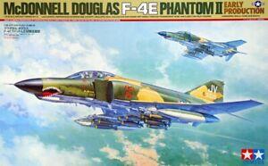Tamiya 60310 1/32 Model Kit U.S.A.F McDonnell Douglas F-4E Phantom II Early Ver
