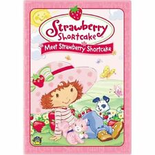 Strawberry Shortcake DVD set of 5.