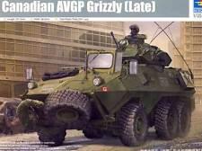 Trumpeter Canadian AVGP Grizzly tardi oltre incl. Parti di acquaforte