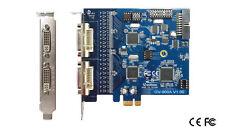 GENUINE GEOVISION GV-900A-8 CH DVR Card 240 FPS, 64-bit Windows 7 support, v8.5