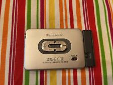 Panasonic RQ SX10 Walkman Stereo Cassetten Player