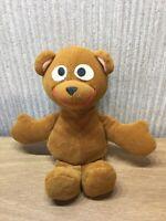 Sesame Street Plush Soft Toy Retro Teddy Collectable 8 Inch Rare Baby Bear