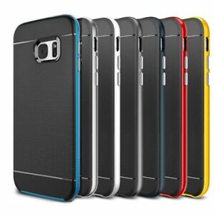 Neo Hybrid Tough Armor Bumper Case Cover Samsung Galaxy S5 / S6 / S4