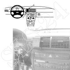 BRODIT ProClip 852333 Audi A3 S3 97-02 852717 Seat Leon 00-05 Halterung Konsole