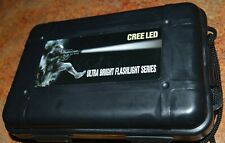 CREE XML2 LED Ultra Bright Military Grade Flashlight Powerful 26650 Rechargeable