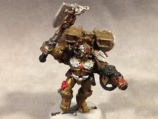 Warhammer 40k Space Marines Blood Angels Commander Dante Well Painted