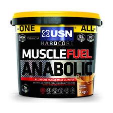 USN Muscle Fuel Anabolic 4kg Vanilla 6009694862356