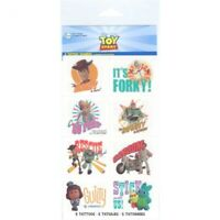 Toy Story Tattoos - Toy Story Birthday Party Supplies - Favours Loot Ideas