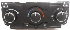 OEM Chrysler 300 Dodge Charger Magnum Temp Control Fan Speed Dash Unit