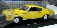 Pontiac GTO Judge 1969 - Yellow, Motormax 1/18 Model Car