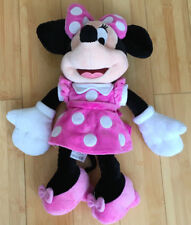 """17"""" Genuine Disney Store Exclusive Minnie Mouse Baby Soft Toy Plush"""