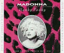 Madonna – Hanky Panky CD SINGLE