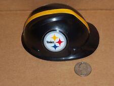Pgh Steelers, Small Steelers Hard Hat, Ground Breaking for Heinz Field, Clean
