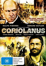 Coriolanus - Action / Thriller - NEW DVD