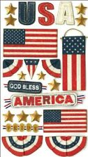Jolee's Boutique Patriotic Stickers (You Choose)
