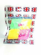 4 X London Girl Blending Foundation Powder Make Up Sponges+Eyeshadow Sponge