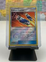 SHIPS SAME DAY Pokemon Card NM Custom Catcher 171/214 Rev Holo Trainer Item 2018