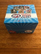 2015 AFL FOOTY CARDS SEALED IN A BOX