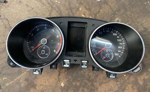 VW GOLF MK6 2008-2012 INSTRUMENT CLUSTER SPEEDOMETER SPEEDO CLOCKS 5K0920972