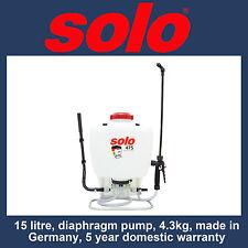 Solo 475 Backpack Sprayer