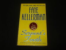 Faye Kellerman - Serpent's Tooth  - in Englisch