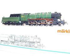"Marklin AC HO 1:87 Belgium SNCB Type 25004 ""MUT"" 2-10-0 STEAM LOCOMOTIVE MIB`95"