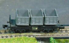 DB Container wagon    by ARNOLD    N Gauge   (8)