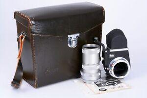 Leica Visoflex III mit Tasche 16469Y