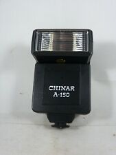 CHINAR A-150 Automatic Electronic Flash In Very Good Condition