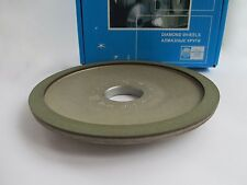 150mm. Hole 32mm. Tupe: 12A2-20 Dish Diamond Grinding Wheel 125/100µm 150 Grit