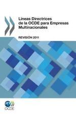 Lineas Directrices de la Ocde para Empresas Multinacionales by Organization...