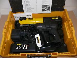 Rems  Akku-Press 14,4V Basic-Pack-L-Boxx