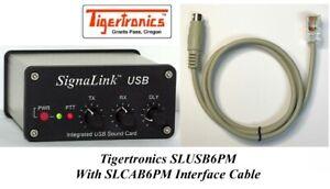 Tigertronics SLUSB6PM Signalink USB For 6-pin Mini DIN Data Port