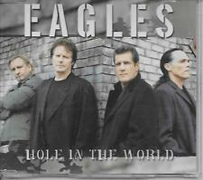 EAGLES - Hole in the world CD SINGLE 2TR Europe 2003 Don Henley, Glenn Frey