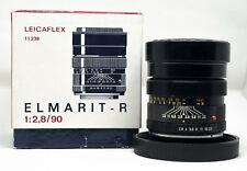 Leica Elmarit R 90mm f2, 8, top!